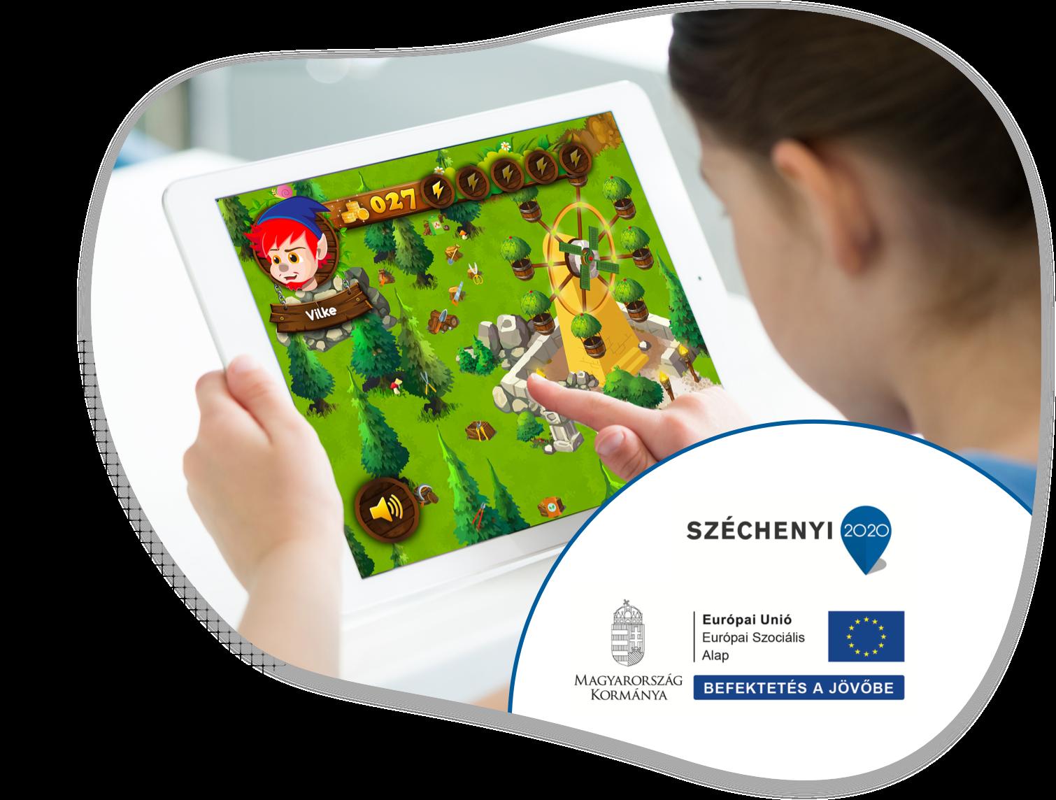 Széchenyi 2020 pályázat, Európai Szociális Alap, Manóparki kalandok