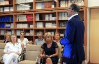 Sajtótájékoztató a Koraszülött Mentor Programról